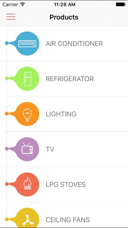 BEE Star label by Bureau of Energy Efficiency