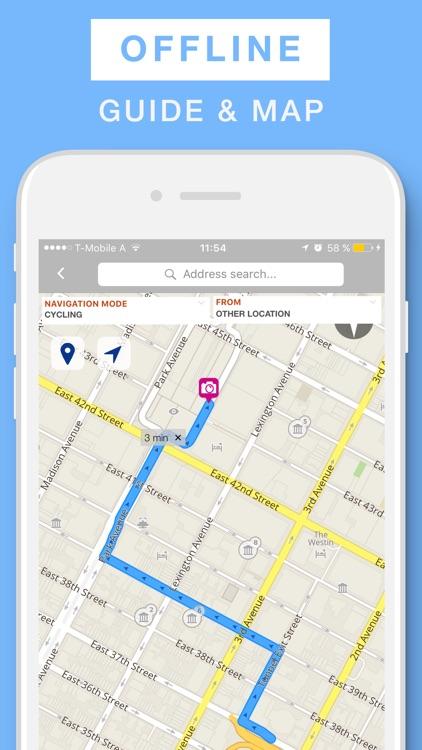 Singapore - Travel Guide & Offline Map screenshot-3