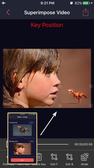 視頻合成: 融合、疊加、合並圖像和視頻屏幕截圖2