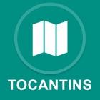 トカンチンス、フラシル : オフラインGPSナヒケーション icon