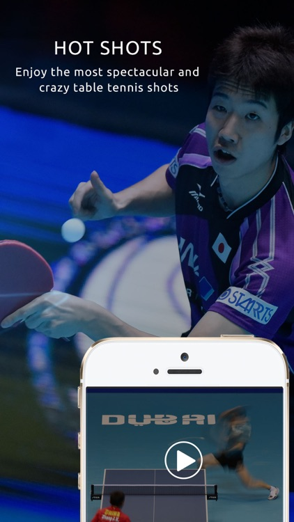 Table Tennis Videos - Speedglue