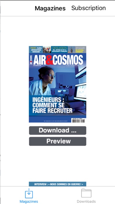 download Air&Cosmos apps 4