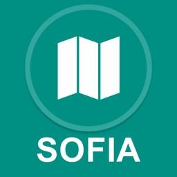 Sofia, Bulgaria : Offline GPS Navigation
