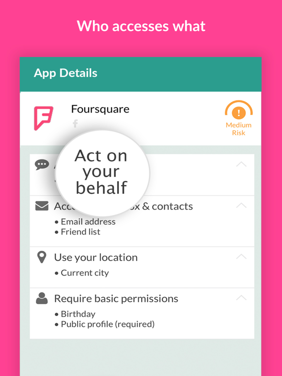MyPermissions Privacy Cleaner screenshot 9