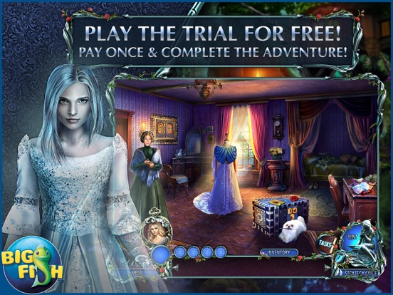 Dark Romance: Curse of Bluebeard - Hidden Objects screenshot 6