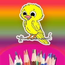 儿童专注力培养填色绘画游戏 - 宝宝手绘涂鸦应用