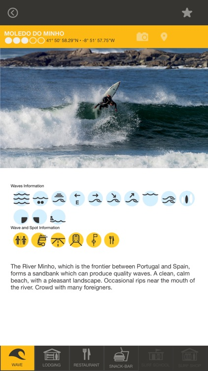 Portugal Surf Guide screenshot-3