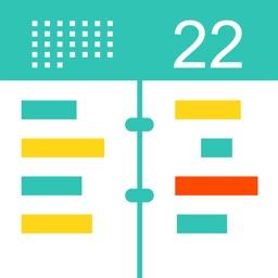Calenda: Calendar / calender app to view calendars