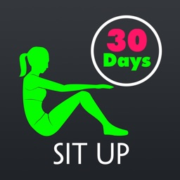 30 Day Sit Up Fitness Challenges Pro
