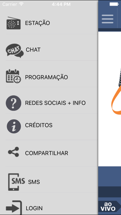 Rádio Entre Rios screenshot two
