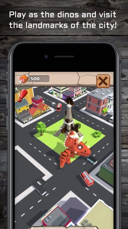 Dino Craft City Terror screenshot-3