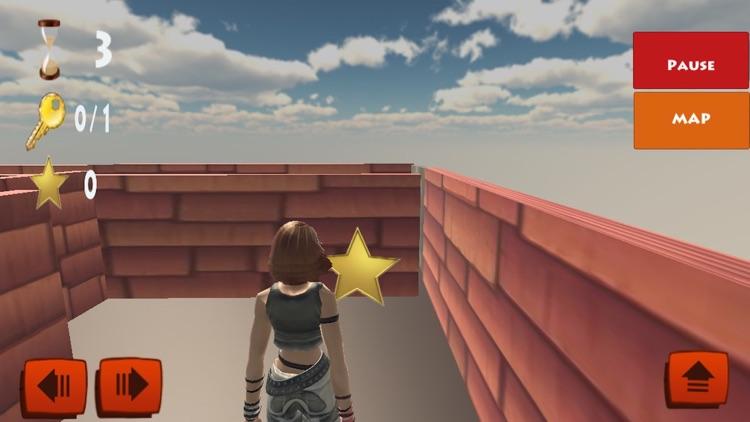 Maze 3d : Maze Runner Adventure screenshot-3