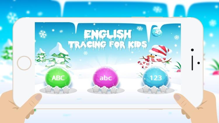 Tracing Letters Number Preschool and kindergarten by preeda Bunnah