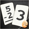 Subtraction Flash Cards Match Math Games for Kids