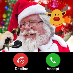 A Call From Santa Prank : Fake Phone Call