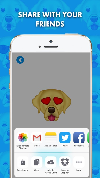 LabMoji - Labrador Retriever Emoji & Stickers! screenshot-3