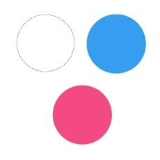 Activities of Dot!Dot!Go! - Circle Blue Dot