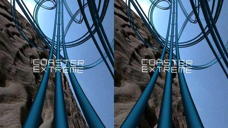 Coaster VR, Extreme Endless 3D Stereograph screenshot-0