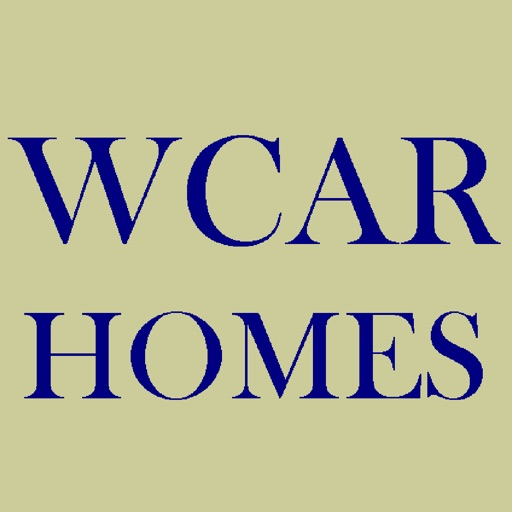 WCAR Homes For Sale for iPad