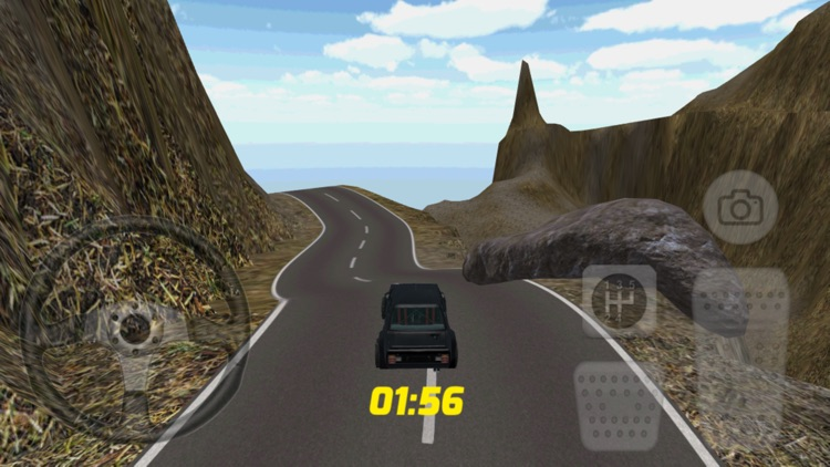 Extreme Old Hill Climb 3D