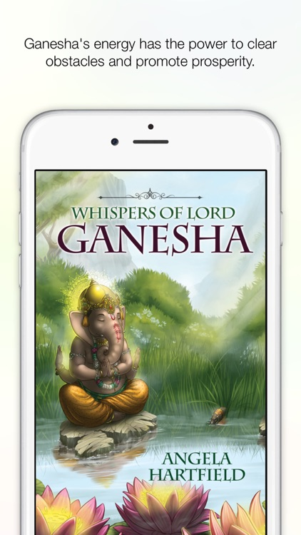Whispers of Lord Ganesha - Angela Hartfield