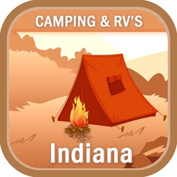 Indiana - Campgrounds & Hiking Trails Offline Guid