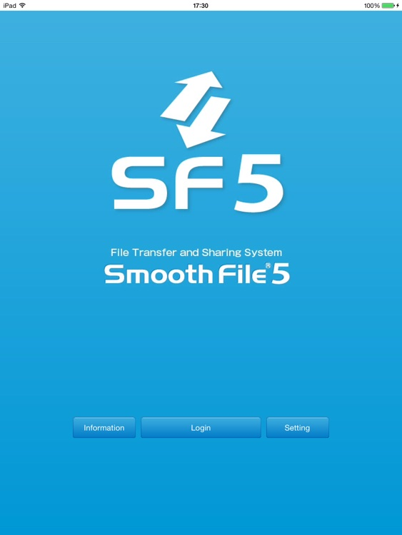 Smooth File5 for iPad screenshot-0