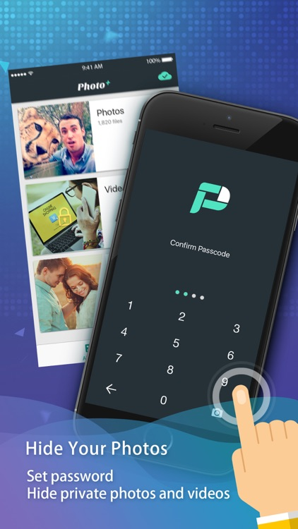 VIP Vault :Keep Photo Safe & Hide Private Pictures