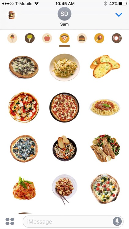 Food Porn Emoji By Fabio Viviani screenshot-2