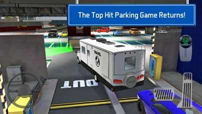 Multi Level 7 Car Parking Garage Park Training Lotのおすすめ画像2
