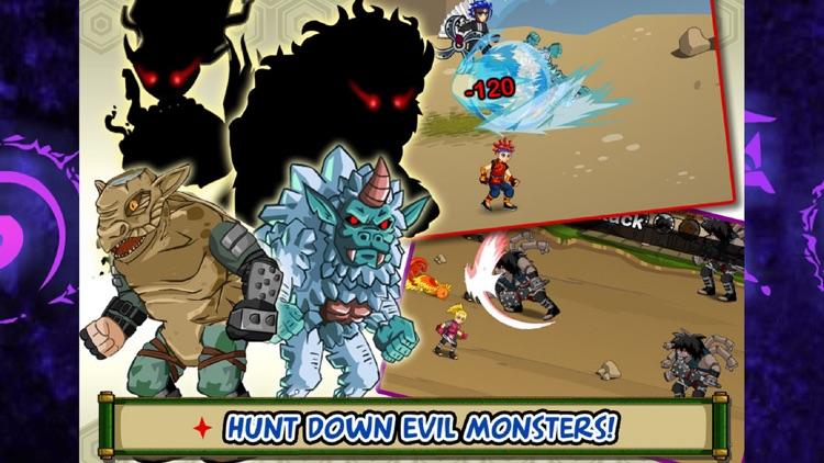 Ninja Saga screenshot-4