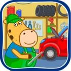 儿童洗车和车库 icon