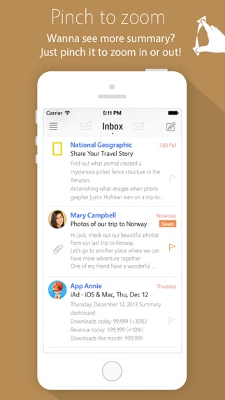 MailBuzzr for Outlookのスクリーンショット5