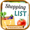 Listas de la compra para hacer compras - Premium