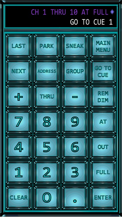 Cue 1 Remote