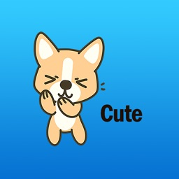 Benji The Little Happy Dog Stickers