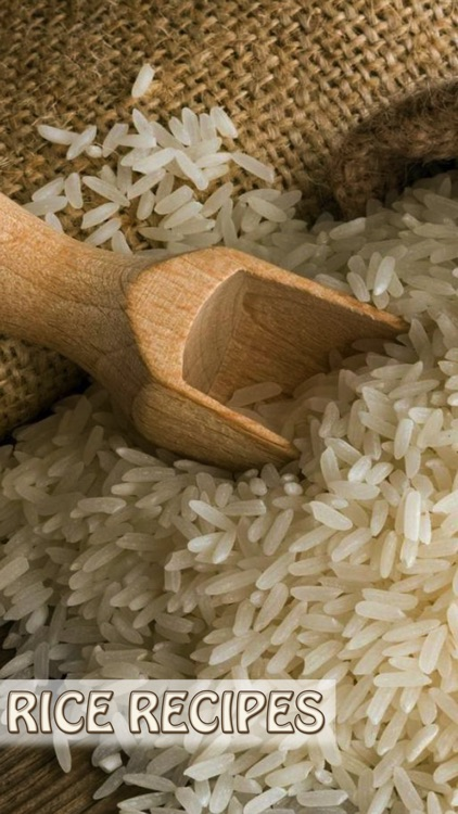 Delicious Rice Recipes