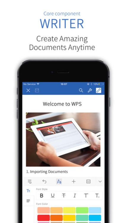 Office Go - for Microsoft Office 365 & Quickoffice screenshot-4