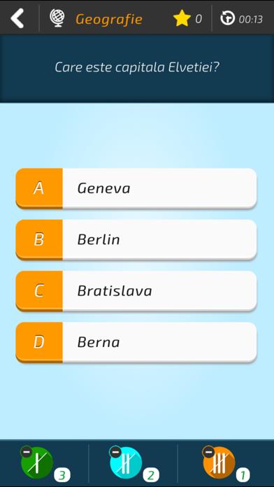Inteligent - Cultura Generala screenshot three