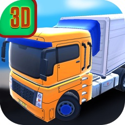 3D Truck Transporter Simulator