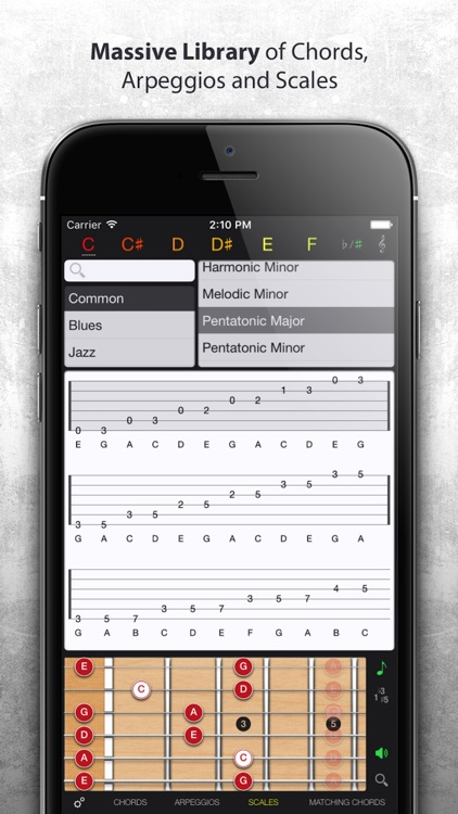 Guitar Gravitas - Guitar Chords and Scales