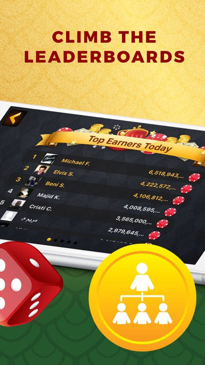 Backgammon PlayGem ­- Multiplayer Live Backgammon screenshot-4