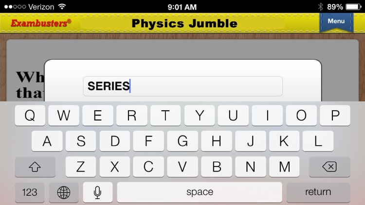 MCAT Prep Physics Flashcards Exambusters screenshot-3