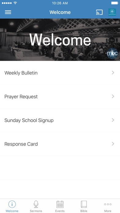 Manhattan Bible Church screenshot 1