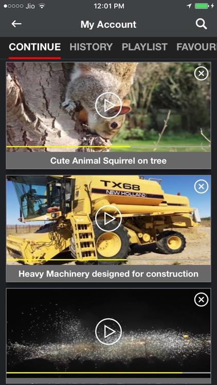 MyCloudTV screenshot-4