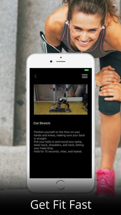 Stretching Exercises & Flexible Stretches Workout screenshot-4
