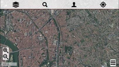 Screenshot #2 pour Géofoncier Mobile