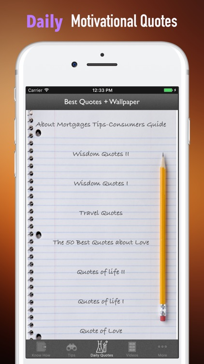 About Mortgages Tips-Consumers Guide screenshot-4