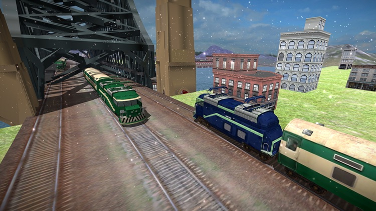 Train Simulator Rail Drive Sim screenshot-4