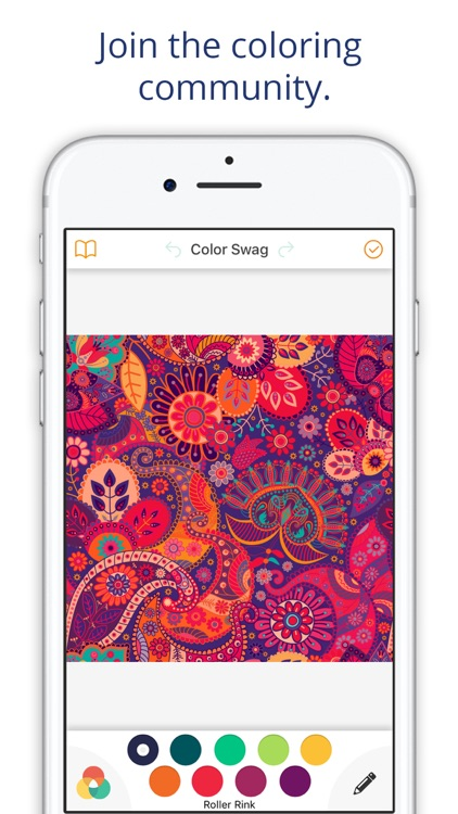 Color Swag Coloring Book for Adults Free Pages